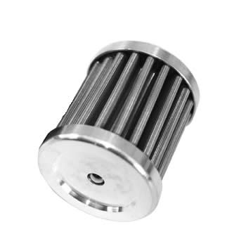 Re-usable stainless steel oil filters, yes or no