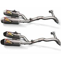 CRF450R'13-14 - Pro Circuit Ti-5 Dual Exhaust System