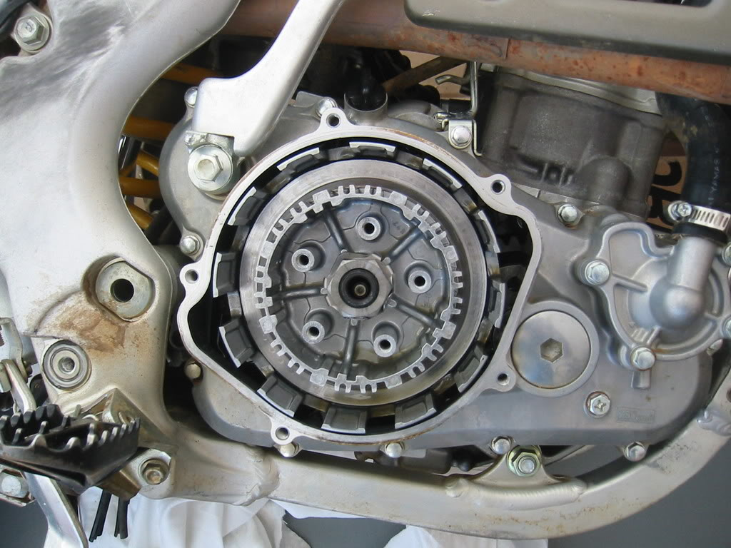 Crf S Only How To Install A Rekluse Z Start Pro Clutch