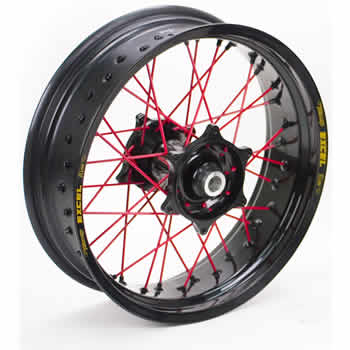 excel talon rear supermoto wheel crf s only
