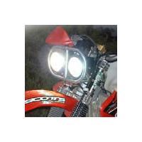 CRF450X'05-17 - Baja Designs Fuego Dual HID Race Lights