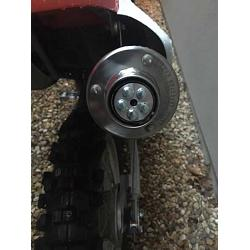 CRF150F'03-18 - Adjustable Baffle Insert