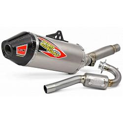 FMF PowerBomb Header Stainless Steel Honda CRF450R//CRF450X 2008 2007 2006 041082
