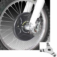 Motorcycle Dirt Bike Exhaust Muffler Pipe Leg Protector Heat Shield Cover For Honda Crf250r Crf450r 04-14 Cr125r Cr250r 04-07 Exhaust & Exhaust Systems