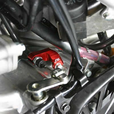 Crf250r 10 13 Zeta Clutch Cable Guide Crfs Only Your