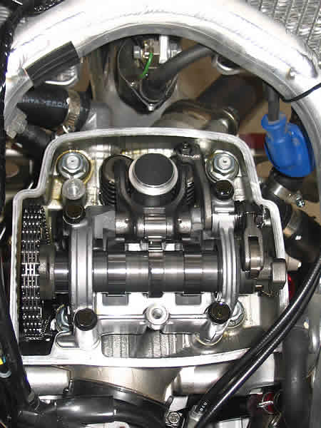 CRF's Only - How to check the valve clearance on a Honda CRF450R on engine stroke diagram, diesel engine train diagram, engine crank diagram, engine alternator diagram, engine brake system diagram, engine top end diagram, ariel square four engine diagram, engine intake diagram, engine displacement diagram, transmission train diagram, engine supercharger diagram, engine heads diagram, engine manifold diagram, engine power diagram, engine electrical diagram, engine diagram starter, engine injector diagram, engine spark plug diagram, water valve diagram, engine carburetor diagram,