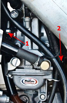 CRF's Only - How to guide - RedBeard450 Accelerator Pump Mod
