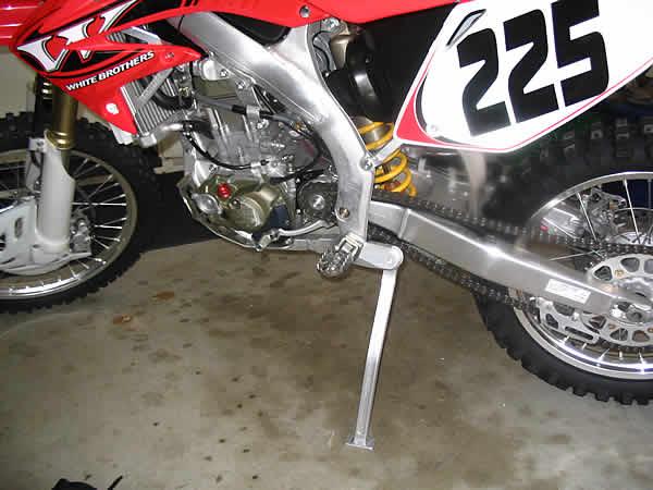 Pro Moto Billet Kickstand for Honda CRF150R 2007-2009