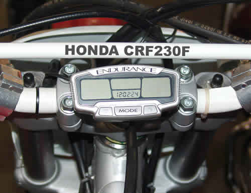 CRF's Only - Trail Tech Computer and Billet Protector Product Review